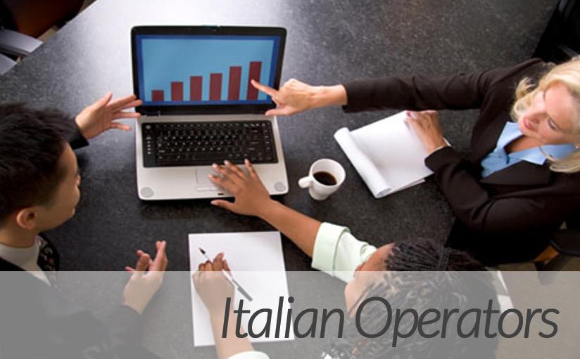 Operatori Italiani - ENG